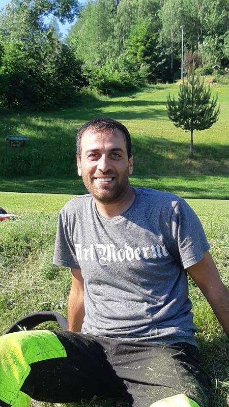 Ibrahim Darwish (foto per j)