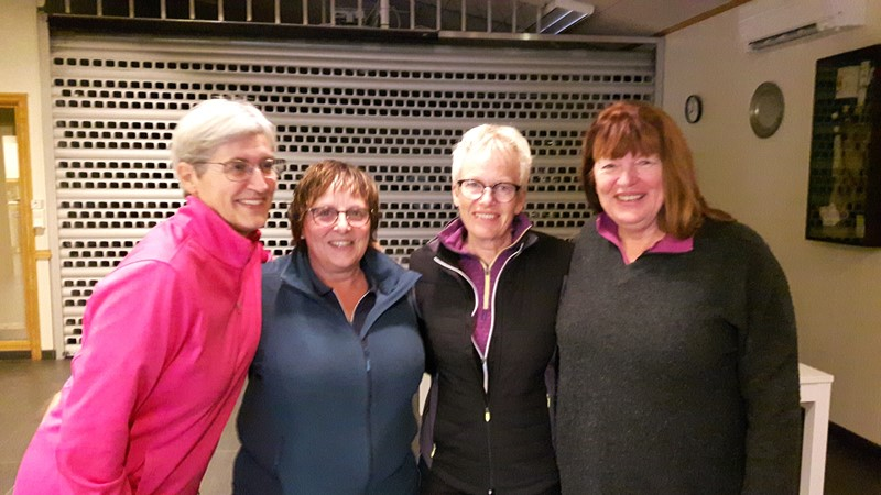 Ny komité er Kristin, Sissel, Wenche og Anne Beth.