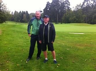 Norsk Senior Golf:  Landskamp Norge - Danmark.