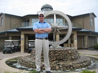 Pinnacle Point Golf Klubb i Sør Afrika.