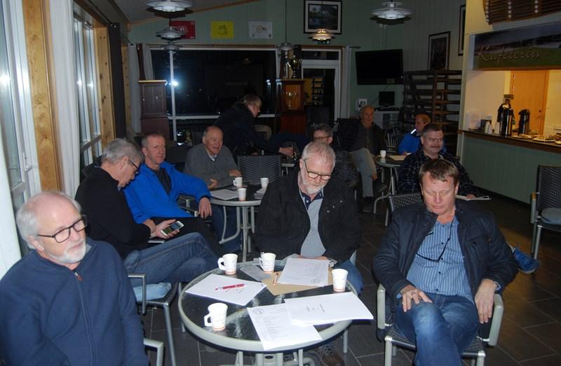 Glimt fra noen av årsmøtedeltakerne (foto p jørgensen)