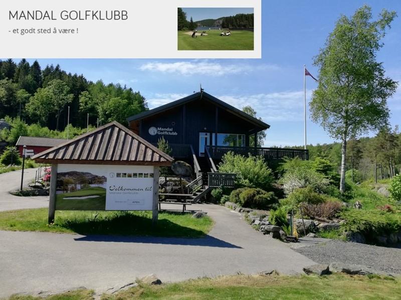 Mandal Golfklubb - Et godt sted å være!