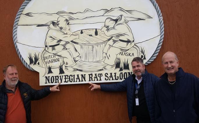 Norvegian Rat Sallon
