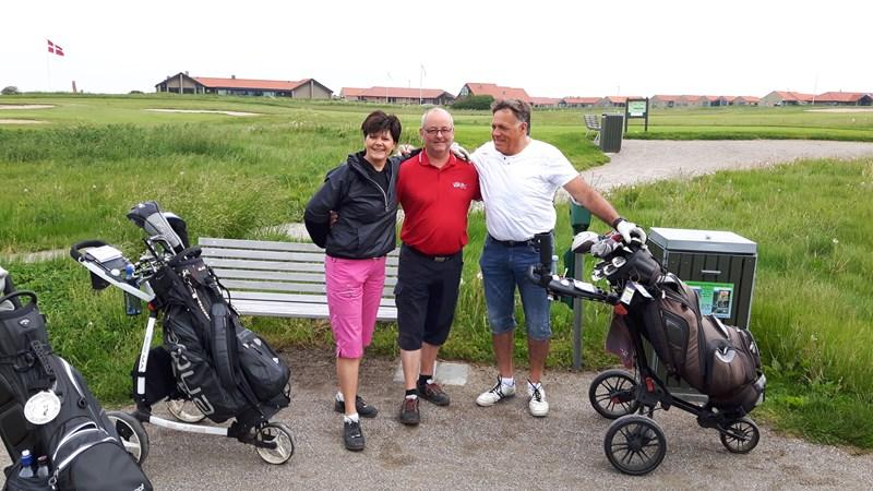 Turid , Anders og Sigmund