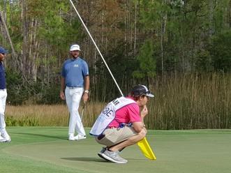 Golfing USA.