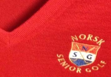 Litt info fra Norsk Senior Golf v/Kjartan Lavik