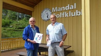 STØTT MANDAL GOLFKLUBB