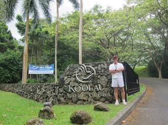 Ko'olau Golf Course, Hawaii.