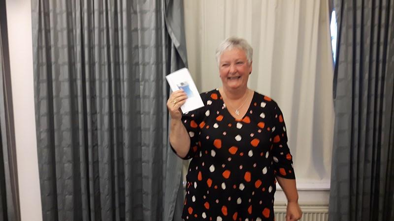 Anne Rita vant dameklassen.