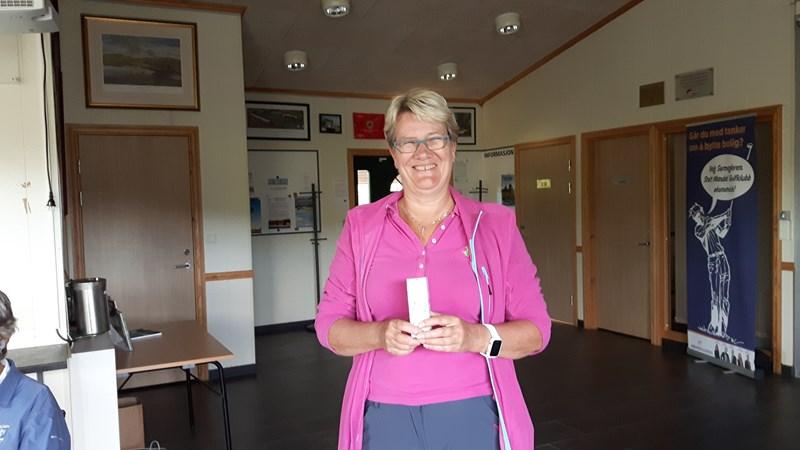 Elisabeth stakk av med førstepremien.