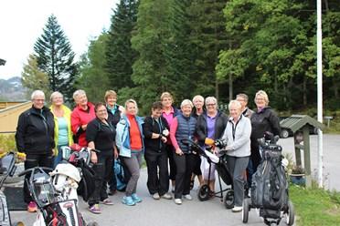 Golfdamer i Sør - invitasjon