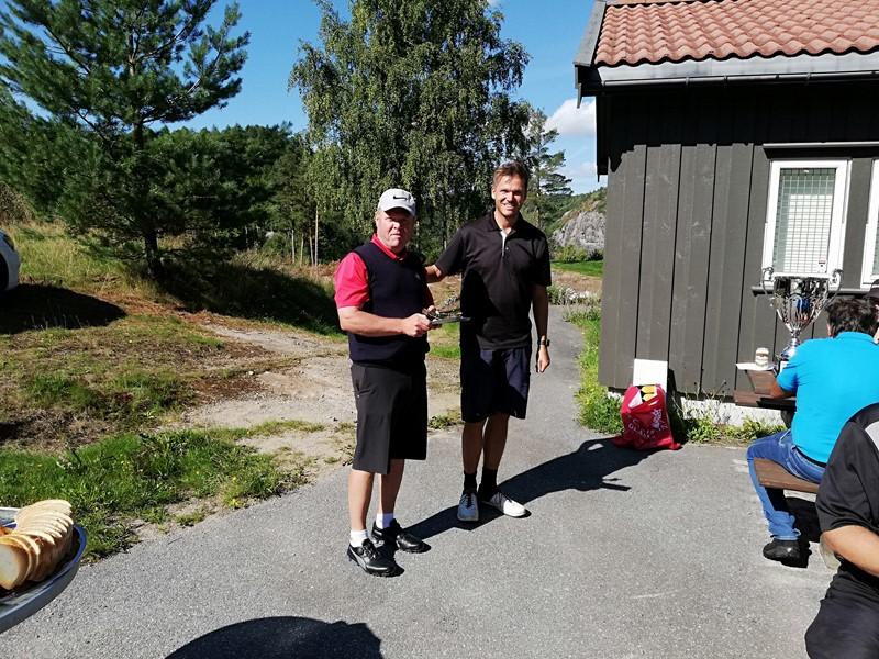 3. plass herre - Kjartan