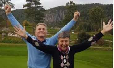 Aud Tove og Alf vinnere 2019