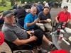 Gjengen fra Mandal GK etter endt dyst (foto k lavik)