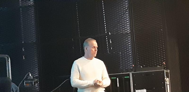 Rune Svennevik gjenvalgt som leder (foto per j)