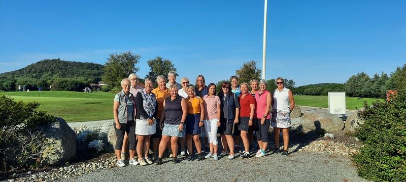 Bilde fra årets tur til Stavanger